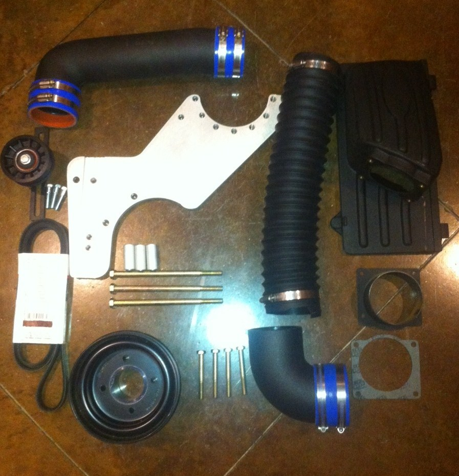 Vortech V3 Supercharger Intercooler: Supercharger Rebuilds » VORTECH V1, V2, V3, V4, V5, V7, V9